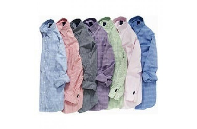 Garments Color Card